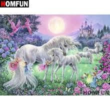 <b>unicorn diamond</b> painting
