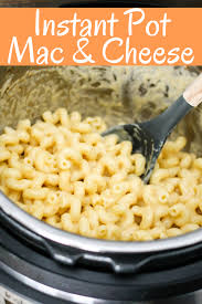 instant pot mac and cheese pressure