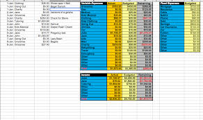 sample household budget 10 free household budget spreadsheets for 2018