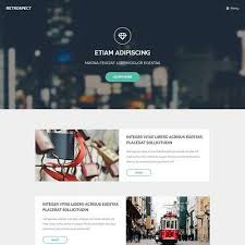 Modern Website Templates Custom TEMPLATED Free CSS HTML28 And Responsive Site Templates