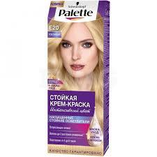 <b>Крем</b>-<b>краска</b> для волос Palette <b>Интенсивный</b> цвет (50 мл) - E20 ...