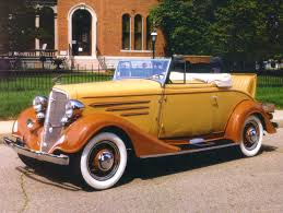 Cars 1934 Chevrolet Cabriolet Convertible Coupe Tan Brown Fsv ...