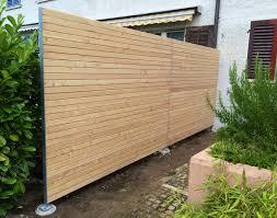 Sichtschutz Garten Selber Bauen Einzigartig Ideen Tolles Holz