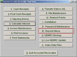Aged Accounts Receivable Nemrc Accounts Receivable Aged Receivables