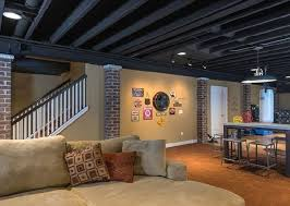 basement makeover ideas. Photo 1 Of 10 20 Budget Friendly But Super Cool Basement Ideas Home Decor #homedecor #decor Makeover A