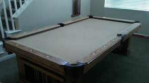 Setting Up A Pool Table Pool Table Set Up Installers Assembly