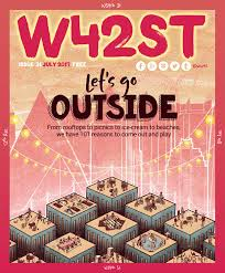 W42ST Issue 31 Let s go outside by W42ST Magazine issuu