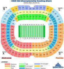 Ga Dome Seating Chart Soccer 23 Comprehensive Ga Dome Seating Chart Rows