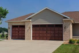hanson garage doorThompsons Garage Door And Openers in Rochester Mn