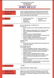 Best Resumes Format 16 Latest Resume Business Template