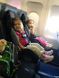 car seats convertible car seat airplane the lady before you fly know your rights twins