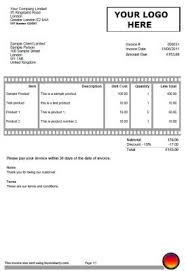 Invoice Template For Photographers Creative Invoice And Quote Template Photography Film
