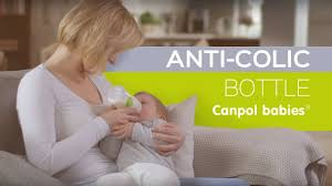 Haberman@<b>Canpol</b> babies Anti-colic Bottle - YouTube