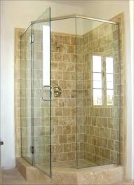 hard water stains on glass doors how to clean glass shower doors with hard water stains