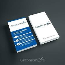 Stupendous Standard Business Card Template Word Shop In Of Artist