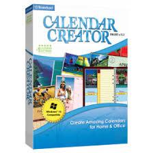 Calendar Creator For Windows 10 Calendar Creator Deluxe V12 2 Dvd In Sleeve Windows