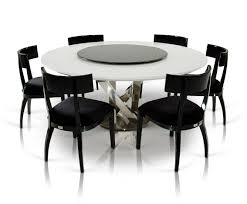 Circular Dining Table For 6 10 Beautiful Modern Round Dining Tables For 6 Amazing Home