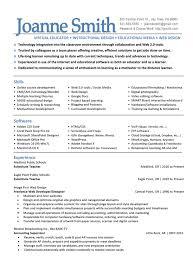 Instructional Technology Specialist Sample Resume Instructional Technology Specialist Resume For Study shalomhouseus 1