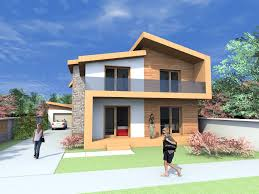 Interior Modern Two Storey House Plans MODERN HOUSE DESIGN  New Two Storey Modern House Designs
