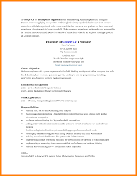 Best Solutions Of The Google Resume Resume Templates Google 48