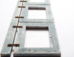 rustic picture frames collages. Brilliant Rustic Barnwood Collage Turquoise Frame 3 5x7 Multi Opening FrameRustic  Picture FrameReclaimed Intended Rustic Frames Collages