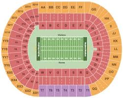 Neyland Stadium Tickets Neyland Stadium In Knoxville Tn