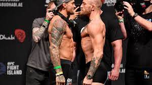 UFC 264 Conor McGregor vs Dustin ...