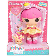 Lalaloopsy Bedroom Furniture Lalaloopsy Littles Super Silly Party Dol Walmartcom
