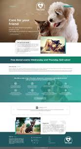 Veterinary Website Design Inspiration Veterinarian Website By Denza025 Website Websitedesigner
