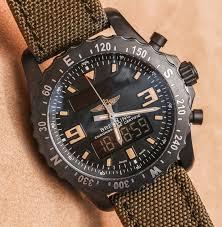 Chronospace Replica Breitling Watches Military