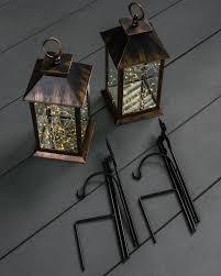 Lantern Pathway Lights Led Lantern Pathway Lights Set Of 2 Wish List Led