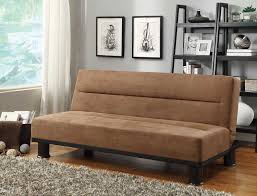 Homelegance Callie Clack Sofa Bed Brown Microfiber
