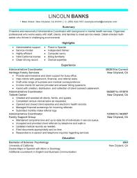Social Services Resume Examples Examples Of Resumes