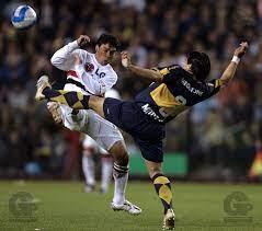 Fotos - Futebol - Boca Juniors x São Paulo - Recopa Sul-americana - 07/09/ 2006 - Gazeta Press