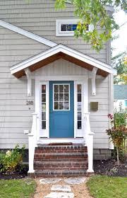 front door overhangEntry Door Overhang  Home Design