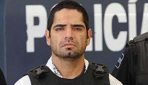 "Sicherheitskräfte nahmen Jose Antonio Acosta Hernandez, alias ""El Diego"", den Anführer in Diensten des Juarez-Kartells stehenden Killer-Bande ""La Linea"", ... - el-diego-mexikos-bandit-303260_e"