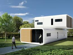 Prefab Modular Living Units By Coodo Germany ___ Architecture