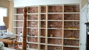full size of appealing great how to build wall bookshelves about remodel home design ideas with
