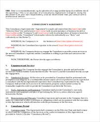 A consulting contract is a deal between the consultant and the business looking to utilize their if you work on a freelance basis, you will need to come up with a consulting services agreement to simple restaurant consulting contract template. Free 9 Sample Consulting Retainer Agreement Templates In Pdf Ms Word Google Docs Pages