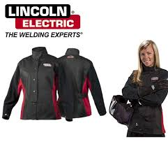 lincoln electric jessi combs women s shadow fr welding jacket size small k3114 s