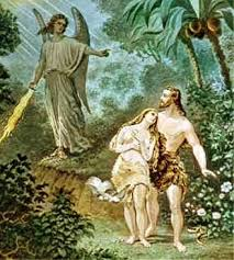 Image result for adam in the garden