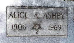 Alice Antoinette Jeffers Ashby (1906-1969) - Find A Grave Memorial
