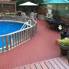 non slip pvc interlocking outdoor wet