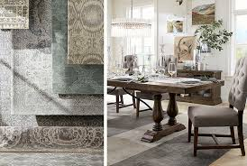 rugs for dining room. Plain Rugs Howtochoosetheperfectrugforyour And Rugs For Dining Room Pottery Barn