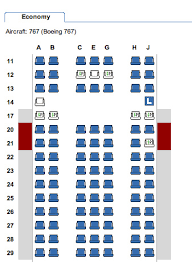 34 Unfolded American Airlines Seat Finder