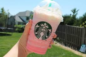 starbucks cotton candy frappuccino tumblr.  Starbucks Starbucks Cotton Candy Frap Itu0027s A Vanilla Bean With Pump Of Raspberry I  Love Raspberry So This Was Must For Frappuccino Tumblr