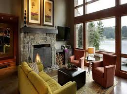 lake cabin furniture. Lake House Decor Ideas With Nice Furniture Cabin C
