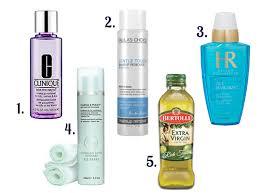 waterproof maa 5 best eye makeup removers