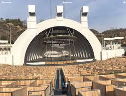 Hollywood Bowl Terrace 4 Seat Views Seatgeek