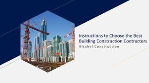 Building Constructions Company Building Contracting Company In Dubai Building